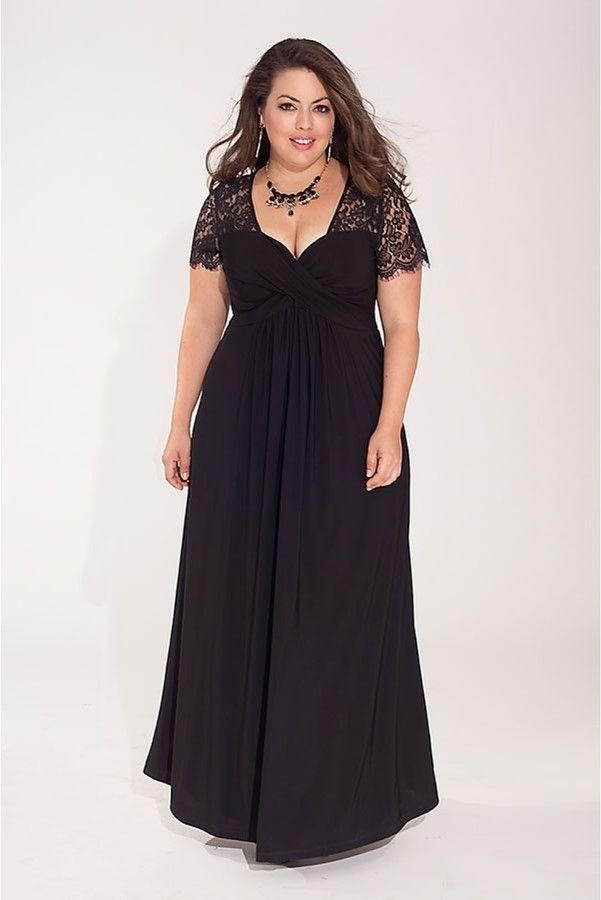 Plus party dresses for women