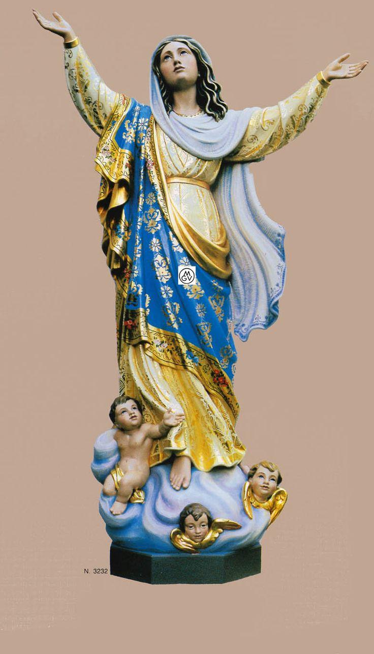 Citta Cattolica: Sculture in Legno -Opere Uniche: MGV Statue Opere D'Arte Firmate