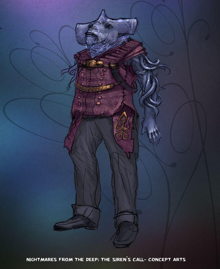 Hammer time! #nightmares #kraken #artifexmundi   www.facebook.com/NightmaresFromTheDeep    http://www.artifexmundi.com/page/piraci2
