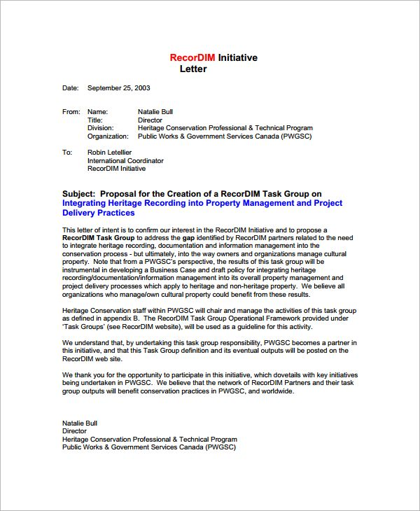 Pin By Jim Udofia On Letter Business Proposal Letter Proposal