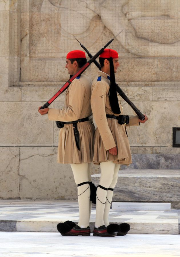 Guards, Athens, Greece *