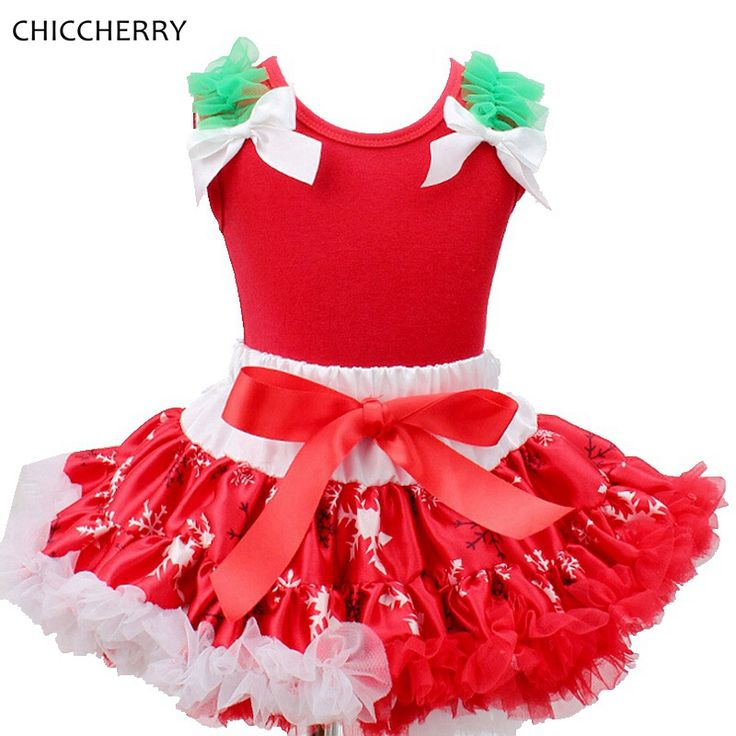 >> Click to Buy << Red Baby Girl Clothes Christmas Costume Lace Tutu Skirts Top Girls Clothing Sets Conjunto Infantil Menina Kids Christmas Outfits #Affiliate