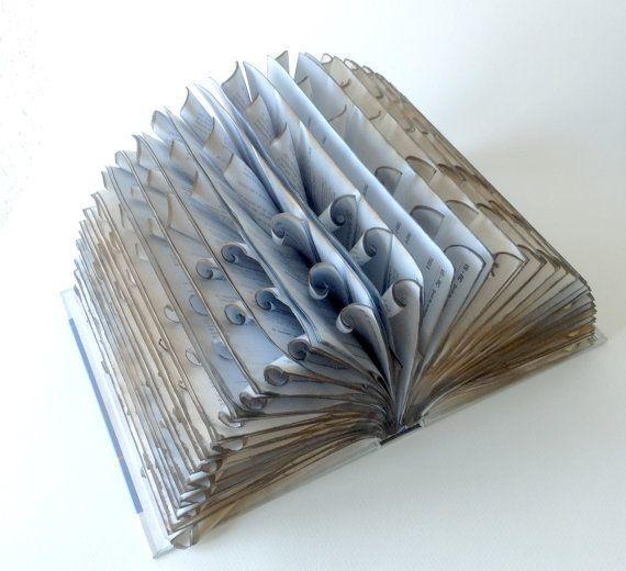 Libro d'arte scultura Congelato il mare