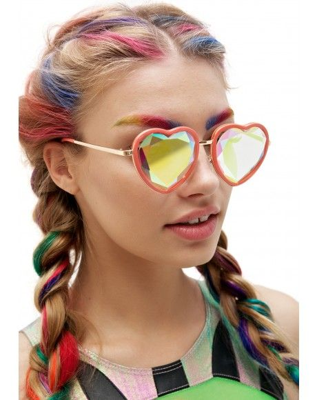 #DollsKill #lookbook #photoshoot #model #H0lesEyewear #BB #heart #sunglasses