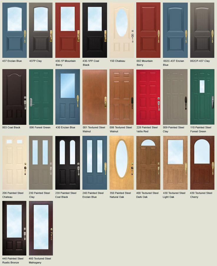 Metal Doors Exterior   Exterior Steel Doors; Exterior Steel Entry ...