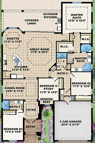 20 Beautiful Pulte Home Blueprints on