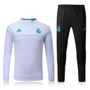 Entrenamiento Kits Real Madrid 2017/2018 Blanco