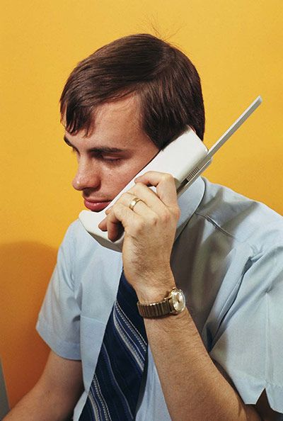 Mobile phones: 40 years of handsets in pictures