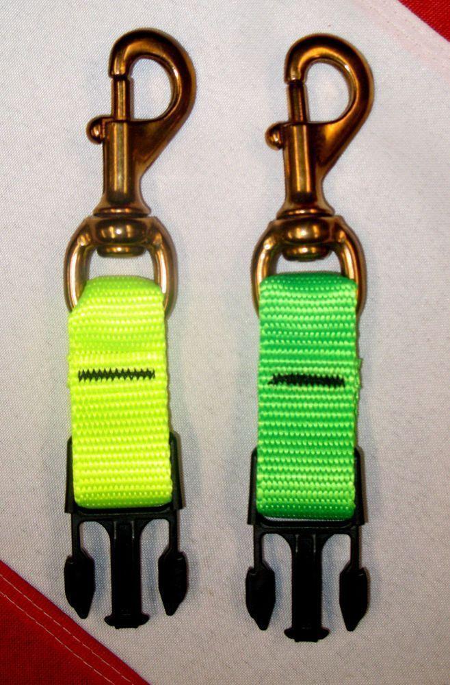 Brass clip male end  scuba diving equipment dive gear bcd accessory cetacea 001 #scubadivingequipment
