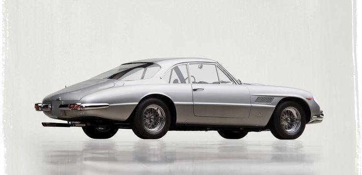 Ferrari 400 Superamerica LWB Coupe Aerodinamico – 1963