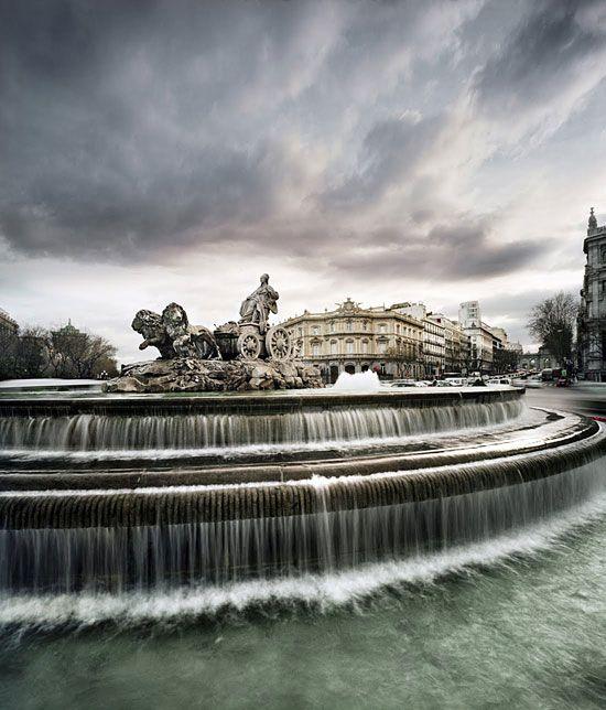 Plaza de Cibeles - Fernando Manso