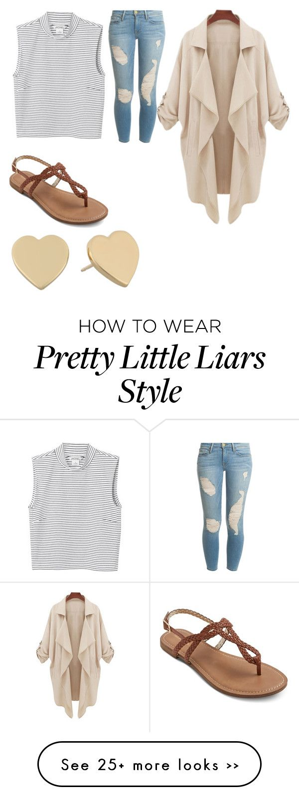 """Pretty Little Liars inspired"" by chloethegreat on Polyvore"