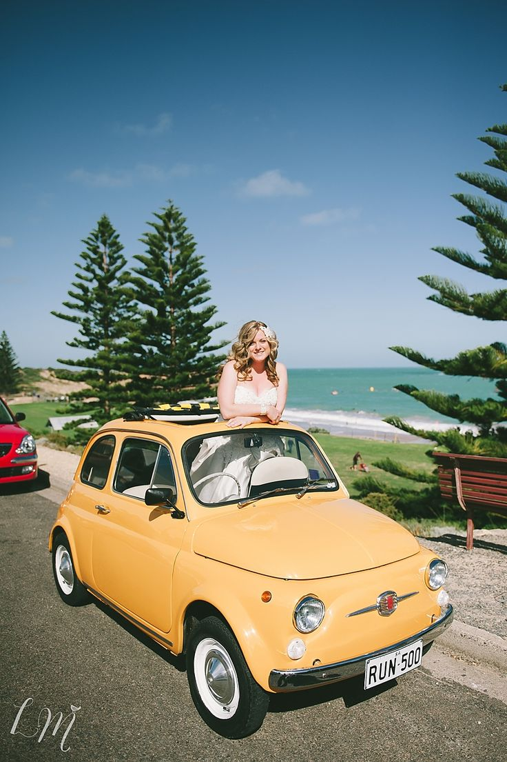 Middleton Beach Huts Adelaide Wedding Photographer