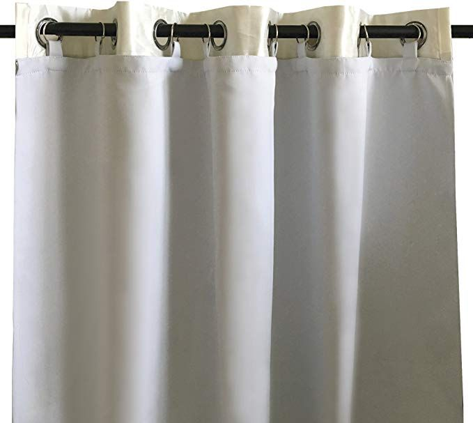 Amazon Com Driftaway Thermal Insulated Blackout Curtain Liner For
