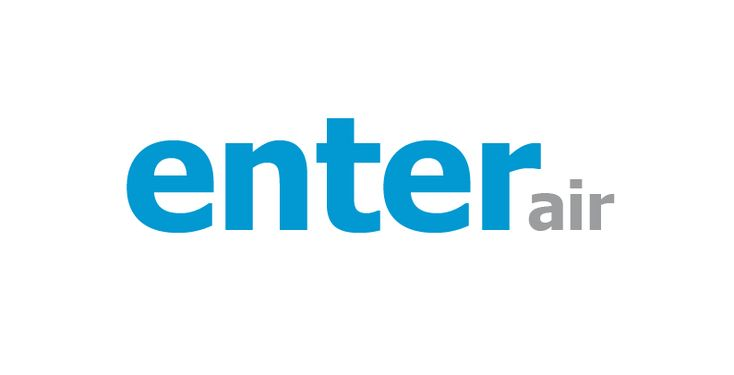 Enter Air Logo. (POLISH).
