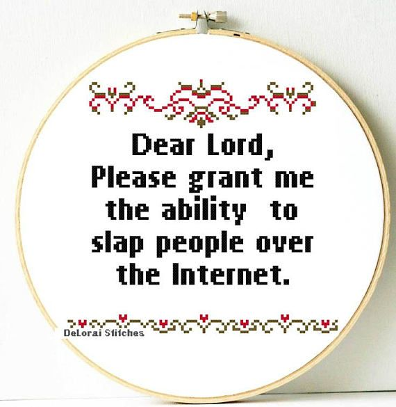 Subversive cross stitch. Sarcastic gift. Funny cross stitch pattern. Funny office gift. Funny wall gift. Modern cross stitch. Funny DIY gift. Digital Download, YOU RECEIVE in your E-mail: - 1 colored blocks PDF - 1 Black & White symbols PDF + 2 extra jpeg images The pattern comes as a PDF file that youll can download immediately after purchase. In addition the PDF files are available in you Etsy account, under My Account and then Purchase after payment has been cleared. Number of color...