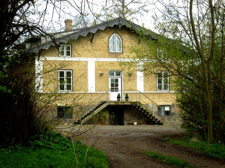 Villa Gress - new retreat for writers, artists etc.  Only 1,5 hours drive from Copenhagen.