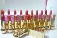 Marca 5pcs/lot maquillaje rouge barras de labios colores cosméticos lápiz labial labio palo!!! Envío gratis!