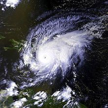 Hurricane David was the fourth named tropical cyclone, second hurricane, and first major hurricane of the 1979 Atlantic hurricane season. A Category 5 hurricane on the Saffir-Simpson Hurricane Scale, David was among the deadliest hurricanes in the latter half of the 20th century, killing over 2,000 people in its path, mostly in the Dominican Republic. As of 2011, it remains the only hurricane to make landfall on the Dominican Republic at Category 5 intensity.