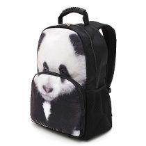 Mochila 17 Estampada Panda Chenson