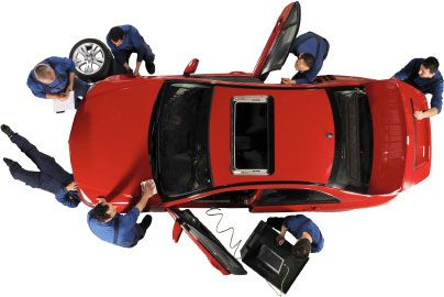 Get a fair estimate of car repairs to gauge if you are being gouged. Has been very accurate for me.