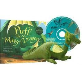 Puff the Magic Dragon Boxed Set $29.99