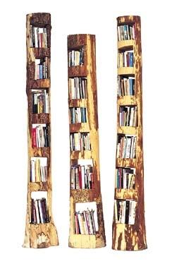 25 beste idee n over een boekenkast inrichten op pinterest boekenplanken versieren - Kast voor het opslaan van boeken ...