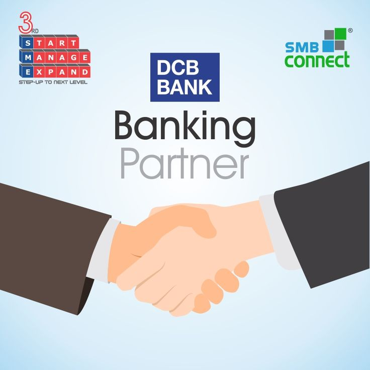 DCB Bank is our official banking partner for SMBConnect, Season 3,Hyderabad