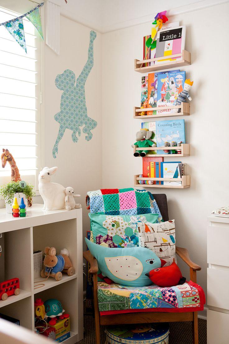 272 best ikea inspired nursery images on pinterest for Kids room bookshelf