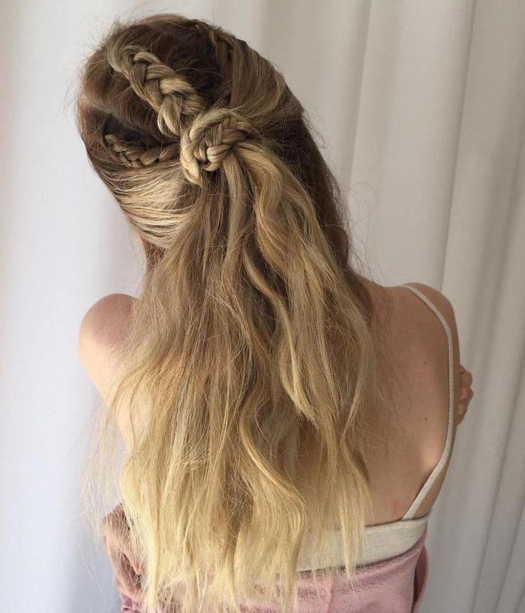 20 Inspiring Beach Hair Ideas for Beautiful Vacation
