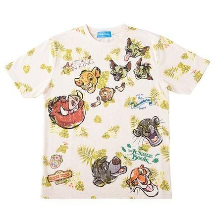 東京ディズニーランド アドベンチャーランド Tシャツ S〜L