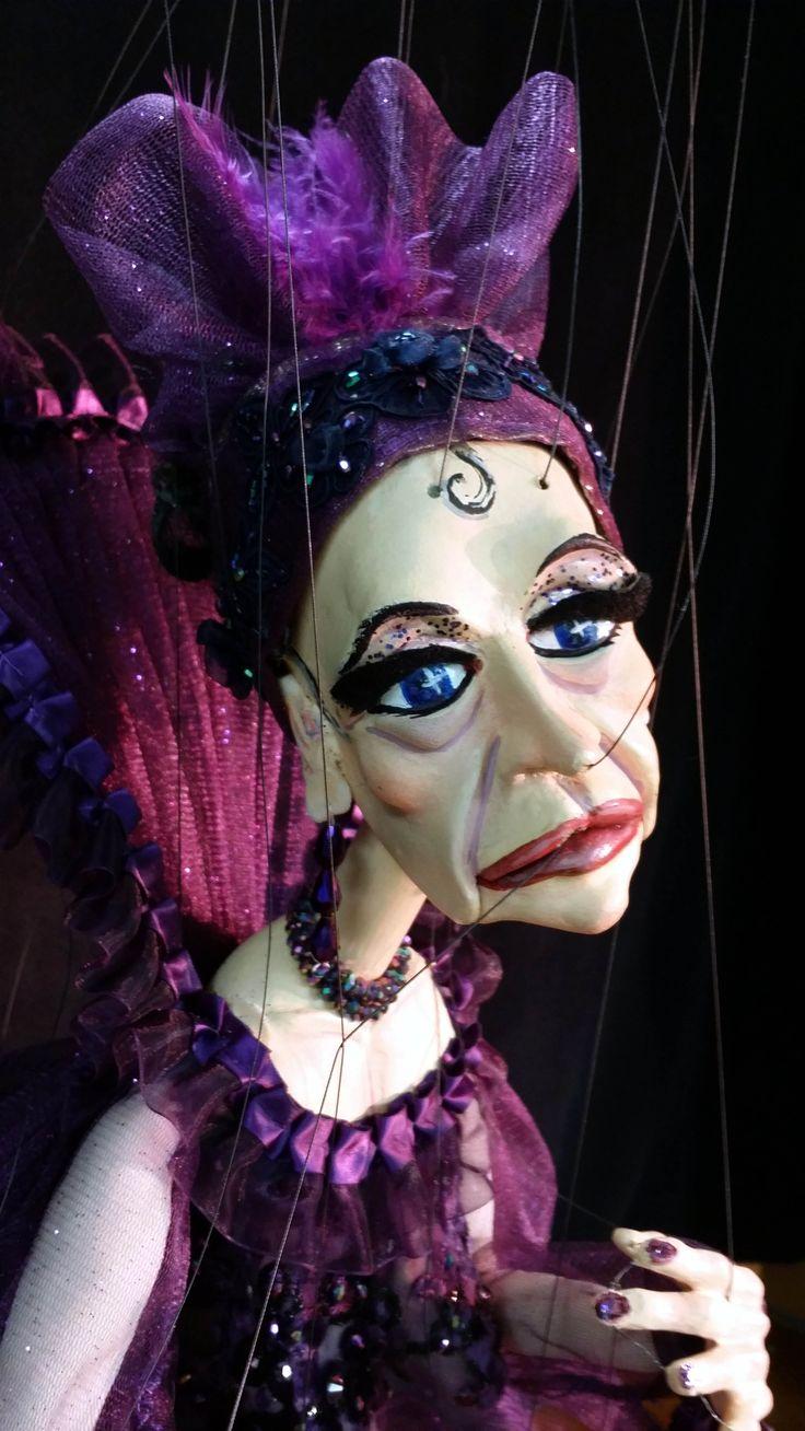 Diva, creation of Phillip Huber Photo: Phillip Huber