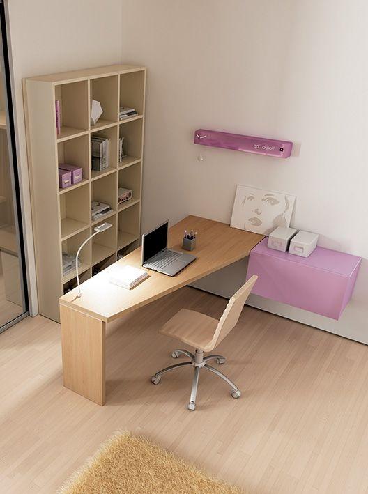 Oltre 25 fantastiche idee su scrivania sospeso su - Mobile da scrivania ...