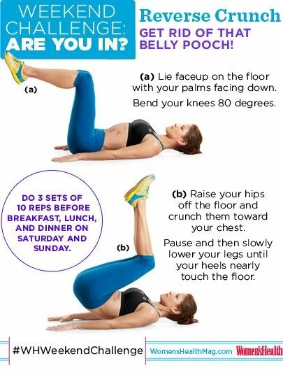Ab Workout at Home - OMG I just tried these!! These kill your tummy!!!