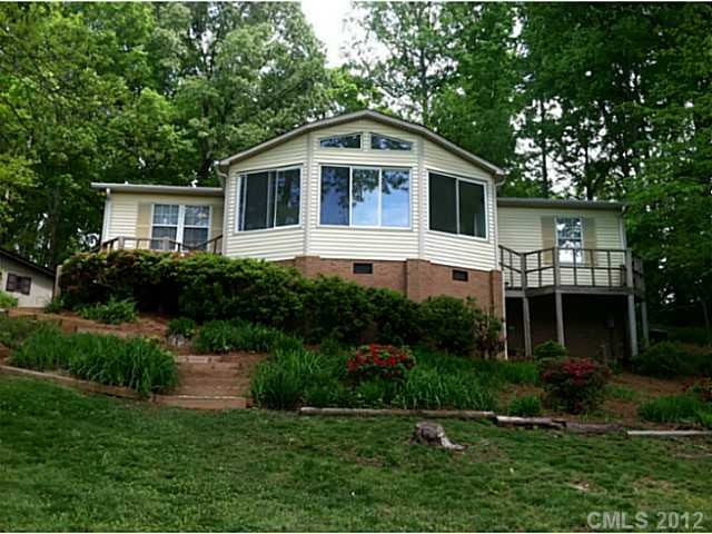 Lake norman remodeled double wide mobile homes for Modular lake homes