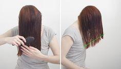 DIY Fábrica de imaginación   DIY Cómo cortar el pelo a capas tú misma   http://www.fabricadeimaginacion.com