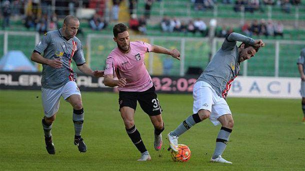 #PalermoAlessandria 2-3: RosaNero eliminati dalla #CoppaItalia