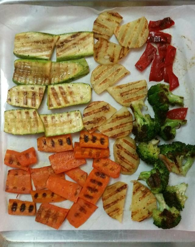 Best 25 panini press ideas on pinterest paninis grill panini and fat wraps - Make perfect grilled vegetables ...