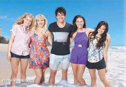 Season 2 cast of h20 just add water actresses for H20 just add water cast