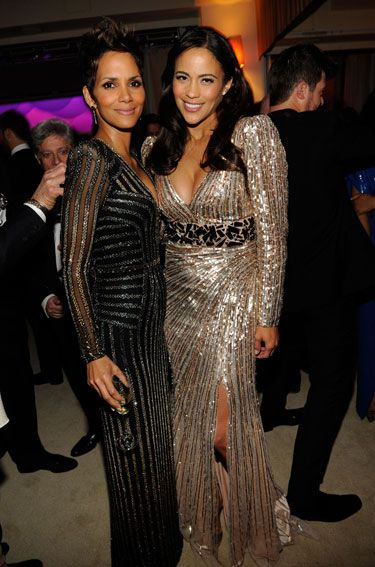 Jesusssss... Paula Patton and Halle Berry ;)