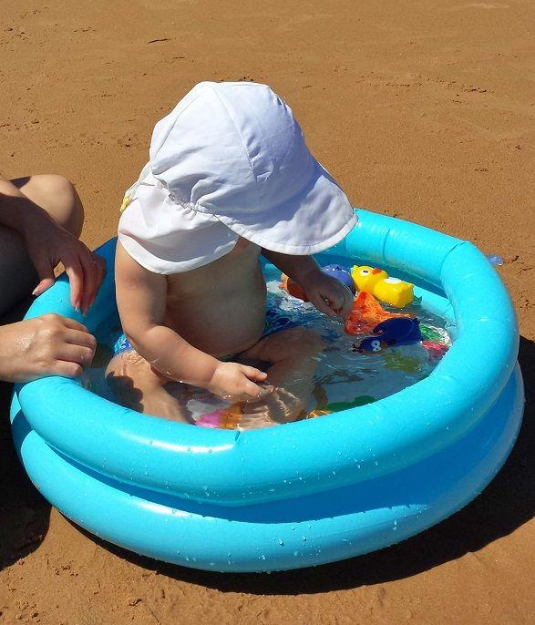 Como proteger a pele do seu bebê do sol - dicas de roupas com proteção solar e dos melhores protetores solares