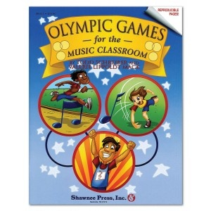 Olympic Games for the Music Classroom  - Another resource for the Olympic Music Classroom. #WestMusic #InspireMyClass