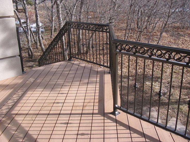35 best Iron railings images on Pinterest   Iron railings, Irons ...