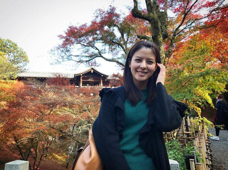 . 東福寺にも行ってきました。 「あれ、ここは天国かな」 って思いました。 토후쿠지에도 가봤습니다. '여기가 천국인가??' 라고 생각하는정도로 예뻤습니다.  #そうだ京都行こう#京都#쿄토#kyoto#東福寺#秋の京都#紅葉#단풍
