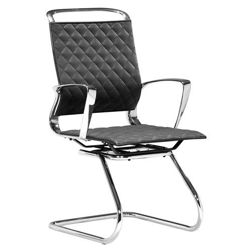 Jackson Black Conference Chair Furniture Fixtures