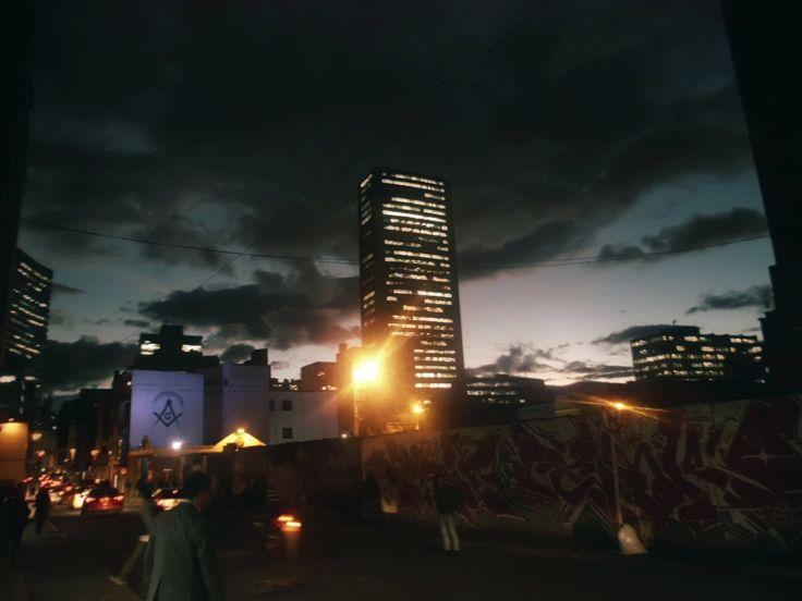 Centro, Alumbrados
