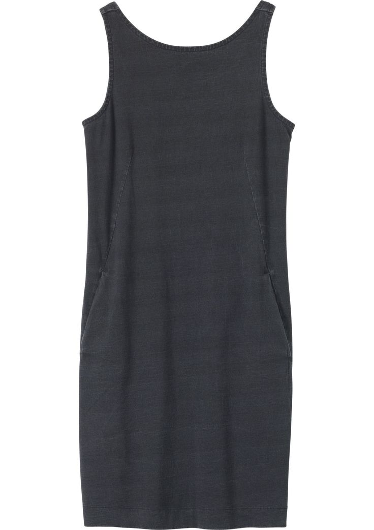Women's Indigo Cotton Lydia Midi Dress | Toast