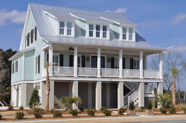 JacksonBuilt Homes Charleston SC Beach House Bingo Pinterest