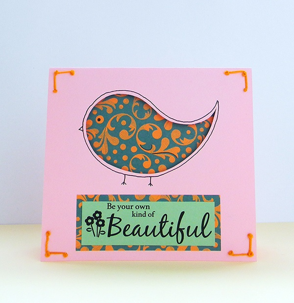 Felicitare ~your kind of beautiful~ de violetgarden Breslo