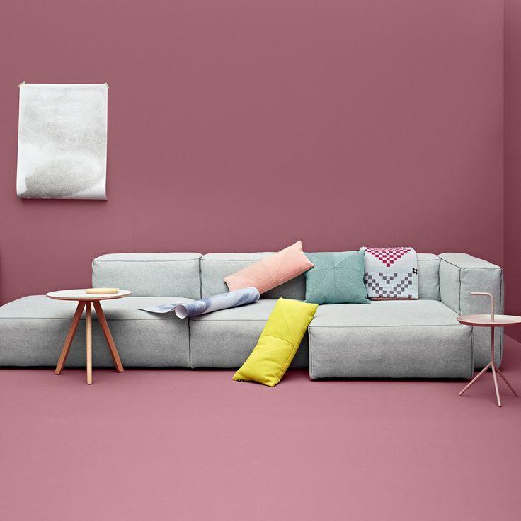 haus london Mags Soft Modular Sofa by Hay